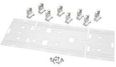 ETI 8ft to 4ft Strip T8 Conversion Kit w/Non-Shunted Sockets and Bridges