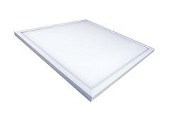 ETI  2ft x 2ft Flat Panel, 0-10V Dimmable, Compatible with Battery Back-Up, 4000K