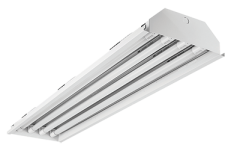 ETI 4ft Linear 4-lamp T8 Type B Power Either End High Bay Fixture Body