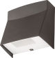 Lithonia Lighting Compact Wall Pack, LED, 120-277V-3000-None-None-Dark Bronze