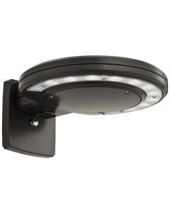 Lithonia Lighting LED Area/Wall Light, 5300K , 120V, Photocell, Buttontype, Bronze