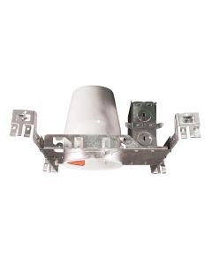 4 in. New Construction Housing with GU10 base for MR-16 Lamps
