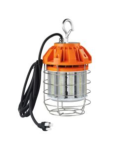 ASD LED Temporary Work Light Fixture 60W 5000K 6950lm 115lm/w