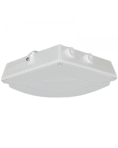 Lithonia Lighting CNY, LED Canopy Luminaire, 120-277V-4500lm-4000-White