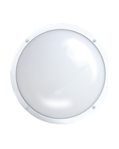 ETI 10inch COLOR PREFERENCE® Outdoor Light - Round (White)