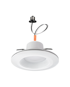 ETI 4inch COLOR PREFERENCE® Downlight with Nightlight Trim - Triac Dimmable