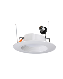 ETI 5inch /6inch Recessed Retrofit Downlight - Triac Dimmable, 4000K