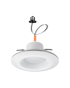 ETI 6inch COLOR PREFERENCE® Downlight with Nightlight Trim - Triac Dimmable