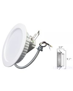 8-Inch LED Downlight Retrofit Kit-5000 K