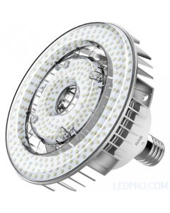 115 Watt LED High Bay Lamp - Ballast Bypass - Mogul Base - 5000K - 15,800 Lumens - 120-277V
