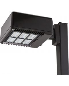 Lithonia Lighting KAD LED Area Luminaire, 40 LEDS, Gen C, 4000K, Type V Distribution