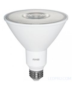 12 Watt Dimmable LED PAR38 - 40 Degrees - 3000K - 950 Lumens - 120V