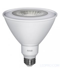 15 Watt Dimmable LED PAR38 - 40 Degrees - 2700K - 1,050 Lumens - 120V