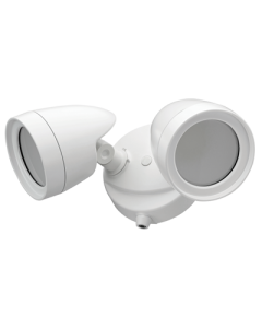 ETI 2-head Dusk to Dawn Security Light (White)