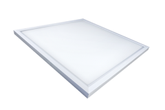 ETI  2ft x 2ft Flat Panel, 0-10V Dimmable, Compatible with Battery Back-Up, 3500K