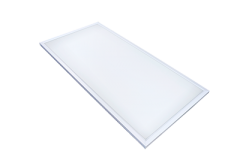 ETI 2ft x 4ft Flat Panel, 0-10V Dimmable, Compatible with Battery Back-Up, 5000K