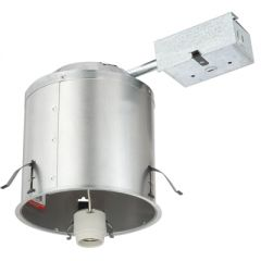 Lithonia Lighting 6in Air-Tight, IC/Non-IC Remodel Housing~13;~10;, Resale pack of 6