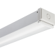 Lithonia Lighting Commercial Linear Strip, 48 inch Long-5000lm-Standard Efficiency-Flat diffuse-120-277 VAC-0-10V Dimming-5000-80