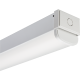 Lithonia Lighting Commercial Linear Strip, 48 inch Long-5000lm-Standard Efficiency-Round diffuse-120-277 VAC-0-10V Dimming-4000-80