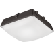 Lithonia Lighting CNY, LED Canopy Luminaire, 120-277V-6600lm-4000-Dark Bronze
