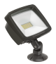 Lithonia Lighting LED Floodlights, 120-277V, Super Durable
