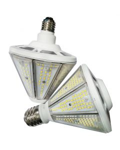 ASD LED Post Top Corn Light 50W 5000K EX39 Base