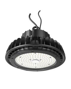 ASD LED UFO high bay IP-65 100W 5000K 13000lm 130lm/w DLC PRM, HIGH Voltage