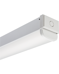Lithonia Lighting Commercial Linear Strip, 96 inch Long-10000lm-Standard Efficiency-Round diffuse-120-277 VAC-0-10V Dimming-5000-80