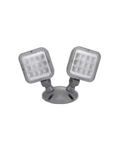 ETI Emergency Light Fixture - Double (Wet Rated)