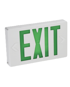 ETI LED Exit Sign Green Letters