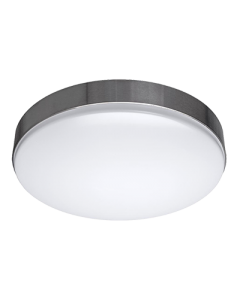 ETI 11inch Brushed Nickel Trim - Triac Dimmable