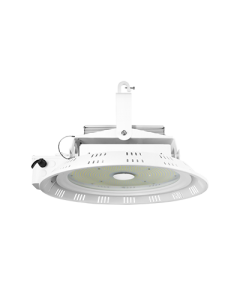 ETI 270W Round High Bay, 0-10V Dimmable, Compatible w/Motion Sensor, IP65