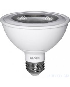 11 Watt Dimmable LED PAR30S - 40 Degrees - 4000K - 900 Lumens - 120V