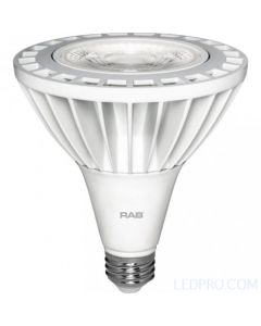 24 Watt Dimmable LED PAR38 - 40 Degrees - 3000K - 2,400 Lumens - 120V
