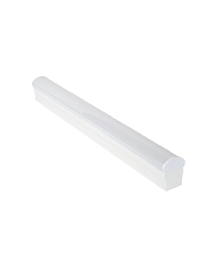 ETI 4ft Linkable Strip Light, Direct Wire or Plug-In