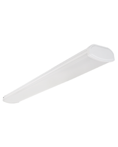 ETI 4ft Wrap with Battery Back-Up and Step Dimming Motion Sensor